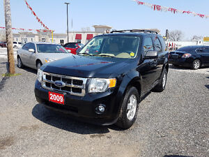▀▄▀▄▀▄▀► 2009 FORD ESCAPE--WE FINANCE--$7995 ◄▀▄▀▄▀▄▀