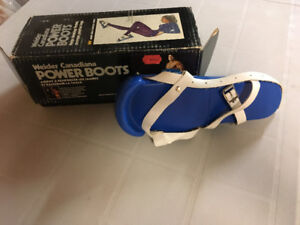 Power boots de Weider Canadiana