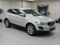 2009 VOLVO XC60 D5 SE LUX AWD + CREAM LEATHER + BIG SPEC + IMMACUATE + ESTATE D