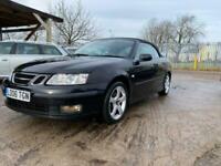 2006 Saab 9-3 1.8t Vector 2dr Auto CONVERTIBLE Petrol Automatic