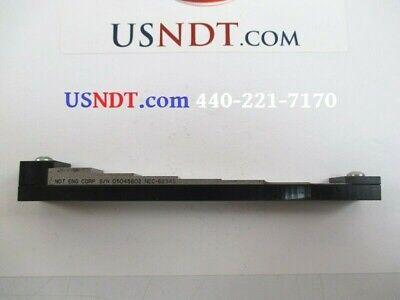 7-step Steel Thin Calibration Block Standard Olympus Ultrasonic Flaw Ndt Ge