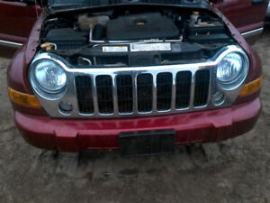 2006 Jeep Liberty (L0060) Parts Available
