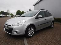 Renault Clio 1.5 DCi Grand TourTom Tom Left Hand Drive(LHD)