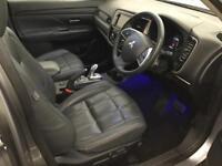 2015 Mitsubishi Outlander 2.0 PHEV GX5h 4x4 5dr (5 seats) PETROL/ELECTRIC grey S