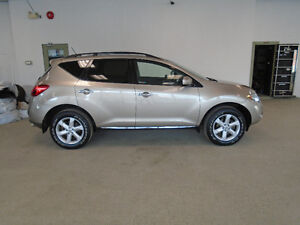 2009 NISSAN MURANO SL AWD! BACKUP CAM! 129,000KMS! ONLY $12,900!