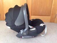 Cybex Cloud Q car seat & Isofix base