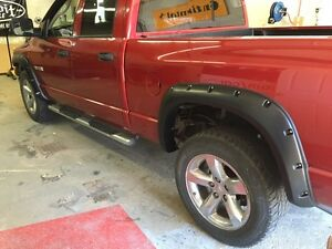 Fender flares fender extender FORD CHEVY GMC RAM TOYOTA NISSAN  Cambridge Kitchener Area image 2