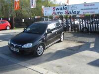 2005 VAUXHALL CORSA 1.2 SXI 16V TWINPORT 3 DOOR 80 BHP