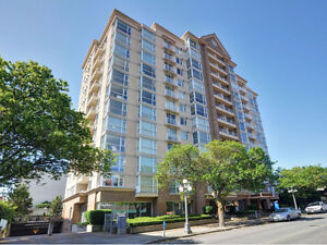 1BR Condo Located Downtown available March 1st