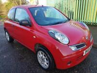 2010 NISSAN MICRA 1.2L MANUAL PETROL 3 DOOR HATCHBACK