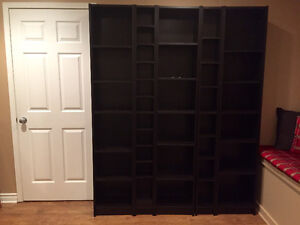 Ikea Billy Collection Bookcase