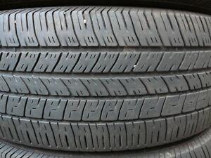4 pneus Good Year 245/55 R18 pour l'été West Island Greater Montréal image 2