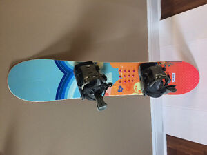 Girl's Beginner Snowboard