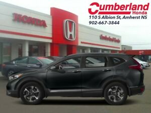 2017 Honda CR-V Touring  - Navigation -  Leather Seats -  Sunroo