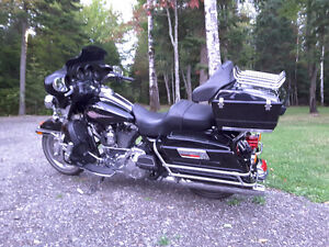 Harley Davidson Electra Glide Classic FLHTC