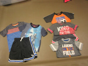 BOYS SPORTS WEAR...BRAND NAME CLOTHING SIZE 5T
