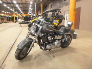 H-D Dyna Super Glide Convertible UP FOR AUCTION