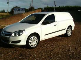 Vauxhall Astravan 1.9CDTi 16v AUTO RARE VAN SUPER LOW MILES
