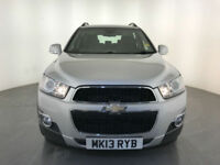 2013 CHEVROLET CAPTIVA LT VCDI 181 BHP DIESEL SERVICE HISTORY FINANCE PX WELCOME