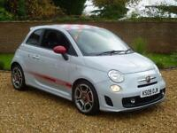 2009 Fiat 500 1.4 T-Jet 135 Abarth 3dr ++ FULL SERVICE HISTORY