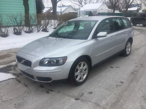 2006 Volvo V50 excellent mechanic