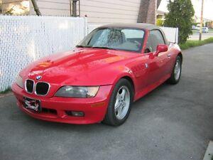 1997 BMW Z3 Cabriolet