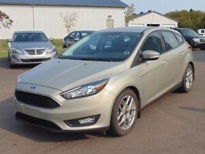 2015 Ford Focus Hatchback