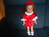 journey girl christmas doll noell