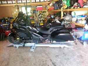 Ramp for full size motorcycle  (o.b.o)