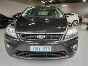 2010 Ford Focus LV Zetec Black 4 Speed Automatic Hatchback Mitchell Gungahlin Area Preview