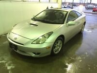 Immaculate Condition GT Sport Toyota Celica LowKm Safetied