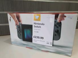 Nintendo Switch 32gb full set, warranty