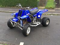 Yamaha Banshee 350 Quad 2006 model with some nice mods May swap or px