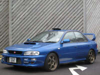 1999/V SUBARU IMPREZA WRX STi RA VERSION 6 - No.282/2000 MADE - OVER 325 BHP !!