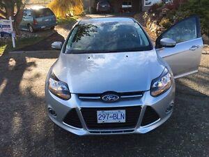2012 Ford Focus titanium 130500 KMH
