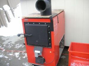 LIKE NEW COMBINATION FURNACE