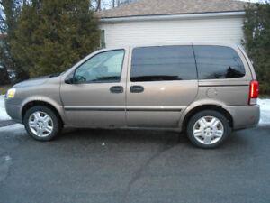 Chevrolet Uplander 2006 en tres bonne condition