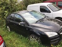 2007 Ford Focus (parts or fixed up)