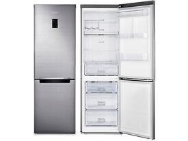 Samsung Fridge Freezer New Stainless Steel