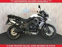 TRIUMPH TIGER TIGER 800 XCA ADVENTURE STYLE BIKE ONE OWNER 2015 65