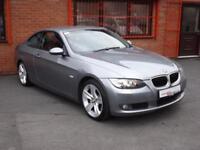 2008 08 BMW 3 SERIES 320D 2.0 SE 2D DIESEL