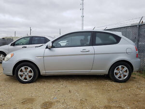 2007 Hyundai Accent 15000 k inspected car fully detail