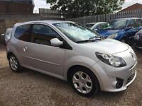 2007(57) Renault Twingo 1.2 GT Silver 3dr Hatch, **ANY PX WELCOME**