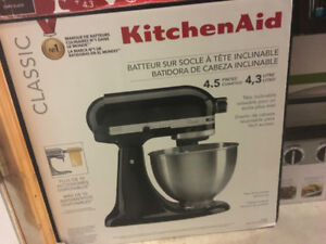 Kitchen aid 4.5 quart mixer