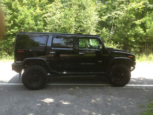 2003 HUMMER H2 Tout ouvrant