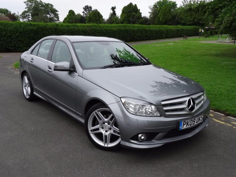 mercedes c class c220 cdi sport 2009 09 in ilford london gumtree. Black Bedroom Furniture Sets. Home Design Ideas