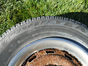 P225/75R16 Goodyear Wrangler M&S tire Peterborough Peterborough Area image 5