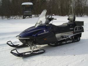 Motoneige  Yamaha VK PRO 2006
