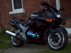 Kawasaki Ninja great shape for sale