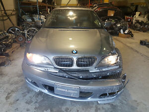 2004 BMW E46 330ci M-Package PART OUT